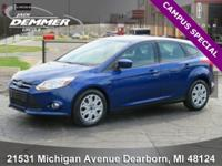 New Price! 2012 Ford Focus CARFAX One-Owner. 4D