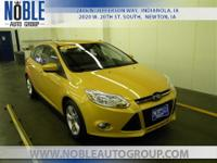 Exterior Color: yellow, Body: Hatchback, Engine: 2.0L