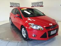 Exterior Color: red candy tinted, Body: Hatchback,