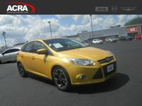 2012 Focus Hatchback, 53,767 miles, options include: