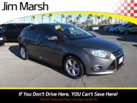 Get excited about the 2012 Ford Focus! Take control of