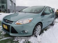 VERY NICE FORD FOCUS WITH ONLY 63,000 MILES......LOCAL
