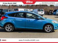 2012 Ford Focus SE CARFAX One-Owner. Odometer is 57601