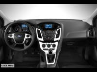 2012 Red Candy Ford Focus SE USB Charging Port, Cruise