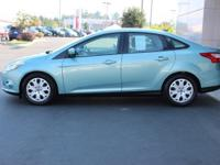 Frosted Glass 2012 Ford Focus SE FWD 2.0L 4-Cylinder