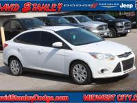 Recent Arrival!   2012 Ford Focus SE FWD Automatic 2.0L