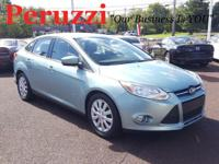 CARFAX One-Owner. Clean CARFAX. 2012 Ford Focus SE FWD