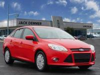 2012 Ford Focus Clean CARFAX. 150 POINT INSPECTION, IN
