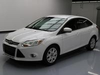 This awesome 2012 Ford Focus comes loaded with the