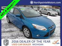 Options:  2012 Ford Focus Se Blue We Finance!