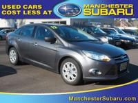 Familiarize yourself with the 2012 Ford Focus! A great