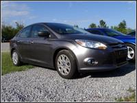 Options:  2012 Ford Focus Se|Miles: 61310Color: