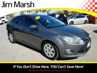 Come test drive this 2012 Ford Focus! An American Icon.