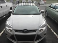 Recent Arrival! 2012 Ford Focus SE White Platinum