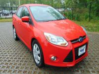 Familiarize yourself with the 2012 Ford Focus! Simply a