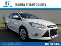 Honda of Bay County presents this 2012 FORD FOCUS 4DR