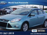 World Ford Pensacola presents this CARFAX 1 Owner 2012
