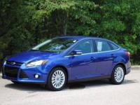2012 FORD Focus Sedan 4dr Sdn Titanium Our Location is: