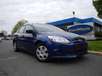 2012 FORD FOCUS S** FWD w/ TRACTION CONTROL** 4