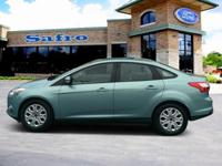 JUST ARRIVED! PRICED TO SELL! This 2012 Ford Focus SE