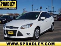 Looking for a clean, well-cared for 2012 Ford Focus?