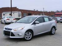 2012 Ford Focus SEL All smiles!! Are you looking for a
