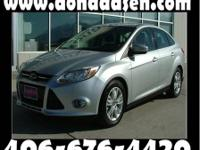 This 2012 Focus is for Ford lovers looking the world