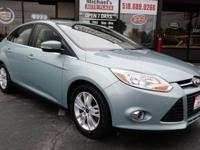2012 Ford Focus SEL 4dr Sedan -WE FINANCE - STK#9522