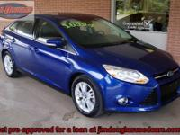 2012 Ford Focus SEL Sedan Pre-Owned. When I open the
