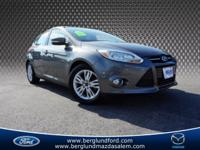 CARFAX One-Owner. New Price! 37/27 Highway/City MPG