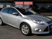 2012 Ford Focus SEL Hatchback! LOW FINANCING! 34k