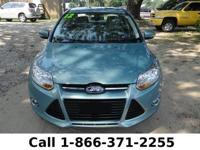 2012 Ford Focus SEL Features: 31k miles - one owner -