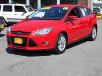 Exterior Color: red, Body: Hatchback, Engine: I4 2.00L,