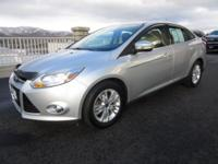 Meet our luxurious 2012 Ford Focus SEL offered in a