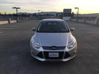 Options:  2012 Ford Focus Sel 4Dr Hatchback|Silver|Abs