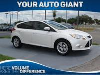 Check out this 2012 Ford Focus SEL. Its Automatic
