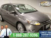 Recent Arrival! New Price!2012 Ford Focus, Gray,