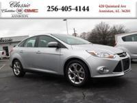 Options:  2012 Ford Focus Sel|Silver/|V4 2.0L