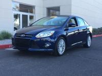 2012 Ford Focus SEL Odometer is 25075 miles below