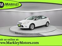 Meet our luxurious Carfax Accident-Free 2012 Ford Focus