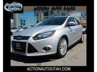 2012 Ford Focus Titanium! -Clean Title -Clean Carfax