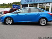2012 Ford Focus Titanium (RAVENA)