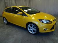 Look at this 2012 Ford Focus Titanium. Its Automatic