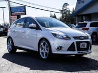 Clean Carfax Hatchback with Steering Audio Controls!