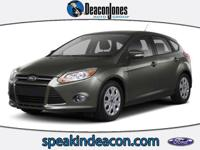 CLICK ME!======KEY FEATURES ON THIS FORD FOCUS INCLUDE: