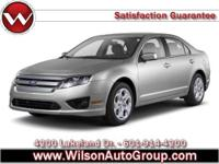 2012 FORD FUSION 4 door Sedan Our Location is:
