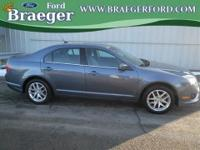 CARFAX ONE OWNER! BLUETOOTH HEATED FRONT SEATS LEATHER