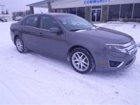 *New Arrival* *CarFax 1-Owner* This 2012 Ford Fusion