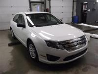 You are viewing at a 2012 Ford Fusion S Sedan that we