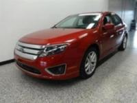 This is a Ford Certified Pre-Owned 2012 Ford Fusion: br